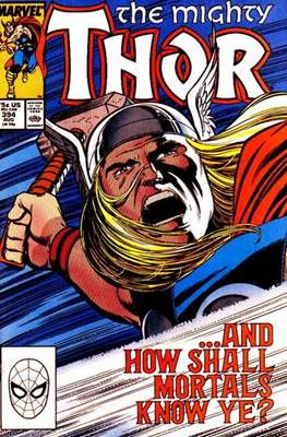 Journey into Mystery / Thor Vol 1 (Comic Book) #394