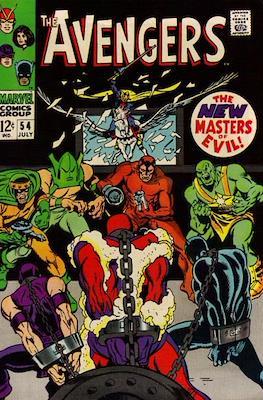 The Avengers Vol. 1 (1963-1996) (Comic Book) #54
