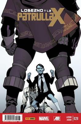 Lobezno y la Patrulla-X / Spiderman y La Patrulla-X (2012-2015) (Grapa.) #28