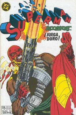 Superman: El hombre de acero / Superman Vol. 2 (Grapa 36 pp) #13