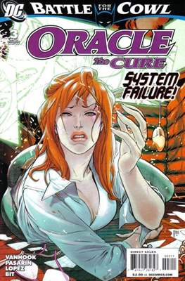 Oracle: The Cure (2009) (Saddle-stitched) #3