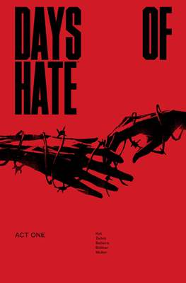 Days of Hate (Softcover) #1