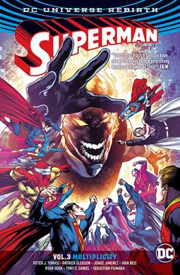 Superman Vol. 4 (2016-) (Softcover) #3