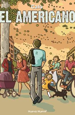 El americano (Rústica 208 pp) #