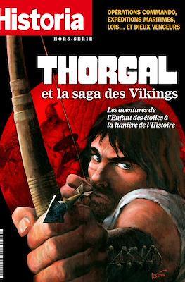 Historia Hors-série. Thorgal et la saga des vikings