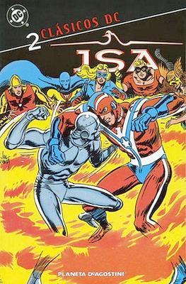 JSA. Clásicos DC (Rústica 208 pp) #2