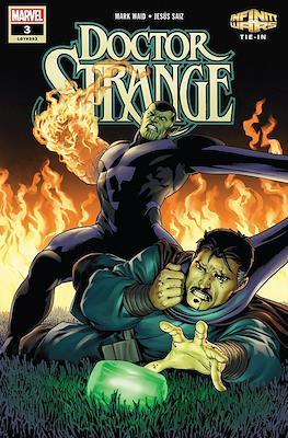 Doctor Strange (Vol. 5 2018-) (Comic book) #3