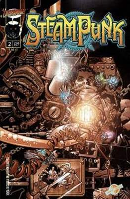 Steampunk (2001-2002) (Grapa 24-32 pp) #2