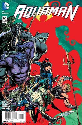 Aquaman Vol. 7 (2011-2016) (Comic-book) #43