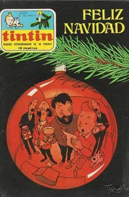 Tintin (Grapa 20 pags.) #56
