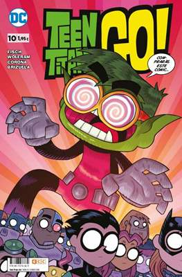 Teen Titans Go! (Grapa) #10