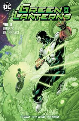 Green Lanterns Vol. 1 (2016-) (Softcover) #8