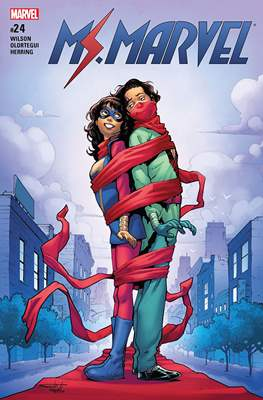 Ms. Marvel (Vol. 4 2015-...) #24