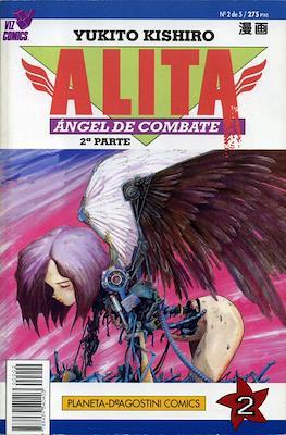 Alita, ángel de combate. 2ª parte #2