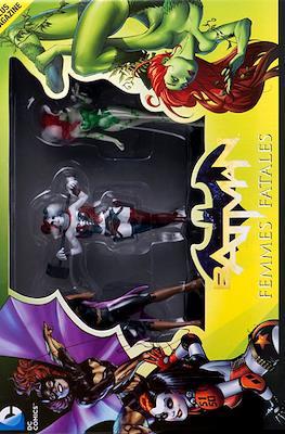 Amor loco y otras historias + figuras Harley Quinn, Poison Ivy y Batgirl