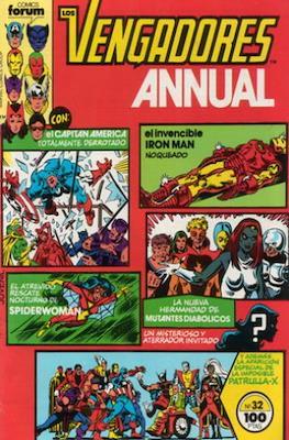 Los Vengadores Vol. 1 (1983-1994) #32