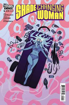 Shade The Changing Woman (Comic-book) #1