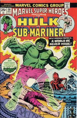 Marvel Super-Heroes (Grapa) #50