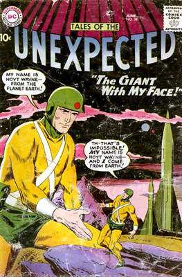 Tales of the Unexpected (1956-1968) (Comic Book) #38