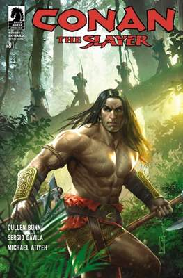 Conan The Slayer (Comic-book) #8