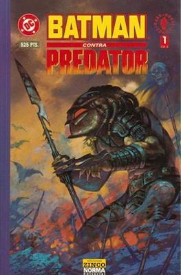 Batman contra Predator #1