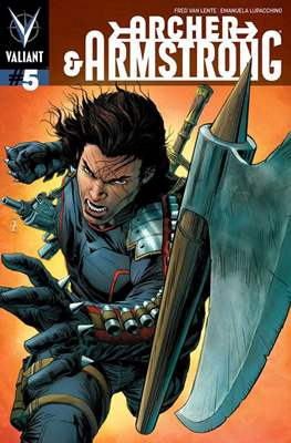 Archer & Armstrong (Comic Book) #5