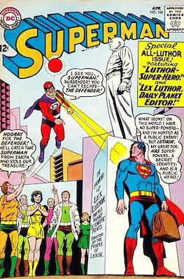 Superman Vol. 1 / Adventures of Superman Vol. 1 (1939-2011) (Comic Book) #168