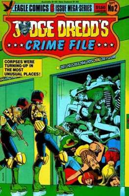 Judge Dredd's Crime File (Comic Book 32 pp) #2