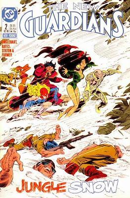 New Guardians Vol 1: (1988-1989) (Grapa) #2