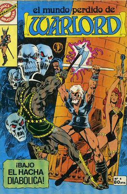El mundo perdido de Warlord (Grapa 52 pp) #4