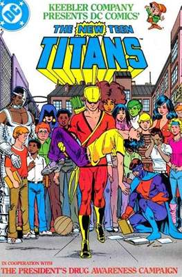 The New Teen Titans (Drug Awareness Special)