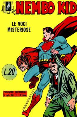 Albi del Falco: Nembo Kid / Superman Nembo Kid / Superman #5