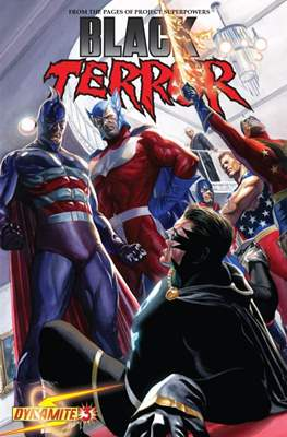 Black Terror (2008-2011) #3