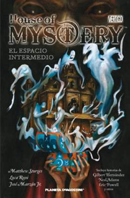 House of Mystery #3