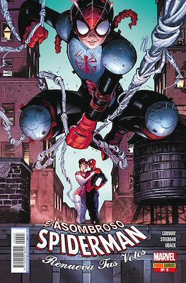 El Asombroso Spiderman: Renueva tus votos (Grapa) #3