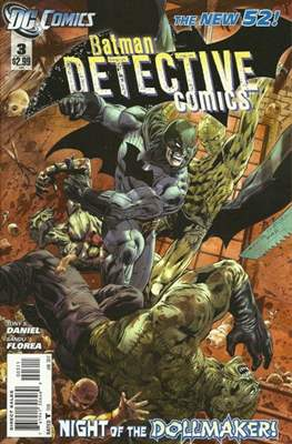 Detective Comics Vol. 2 (2011-2016) (Comic-Book) #3