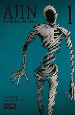 Ajin: Semihumano (Rústica con sobrecubierta) #1