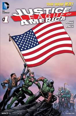 Justice League of America (2013-2014)