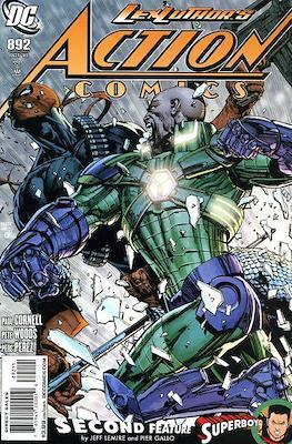 Action Comics Vol. 1 (1938-2011; 2016-) #892