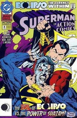 Action Comics Vol. 1 Annual (1987-2011) #4