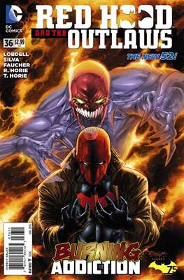 Red Hood and the Outlaws (2011-) New 52 (Comic-Book) #36