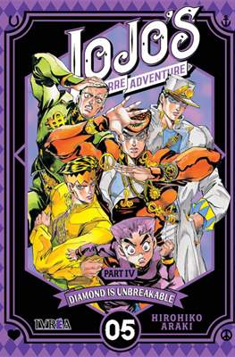 JoJo's Bizarre Adventure - Part IV: Diamond Is Unbreakable (Rústica con sobrecubierta) #5