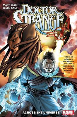 Doctor Strange by Mark Waid (Softcover 136 pp) #1