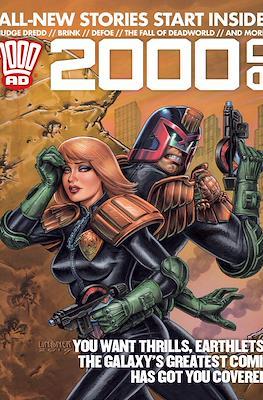 2000 AD (Magazine) #2150