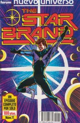 Star Brand (1988-1989) (Grapa. 17x26. 24 páginas. Color.) #11