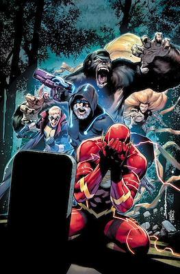 The Flash/Flash Comics (1940-1949, 1959-1985, 2020-) (Comic Book 32 pp) #756