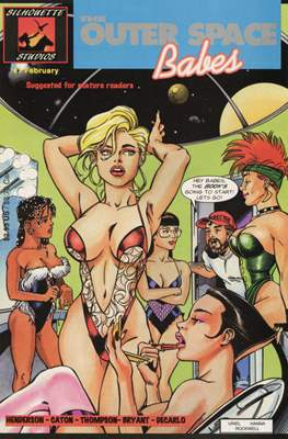 The Outer Space Babes Vol. 3