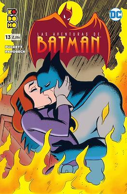 Las aventuras de Batman #13