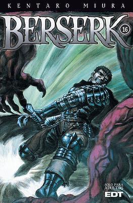 Berserk (Rústica con sobrecubierta) #16