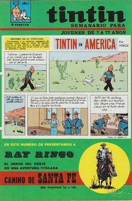 Tintin (Grapa 20 pags.) #16